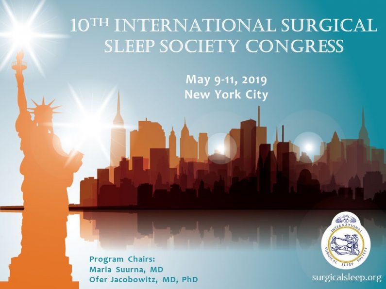 International Surgical Sleep Society