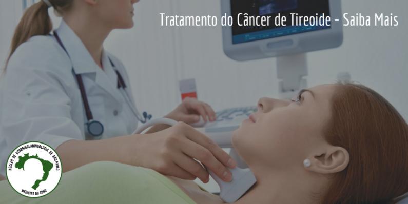 Tratamento do Câncer de Tireoide