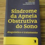 Livro Síndrome da Apneia Obstrutiva do Sono