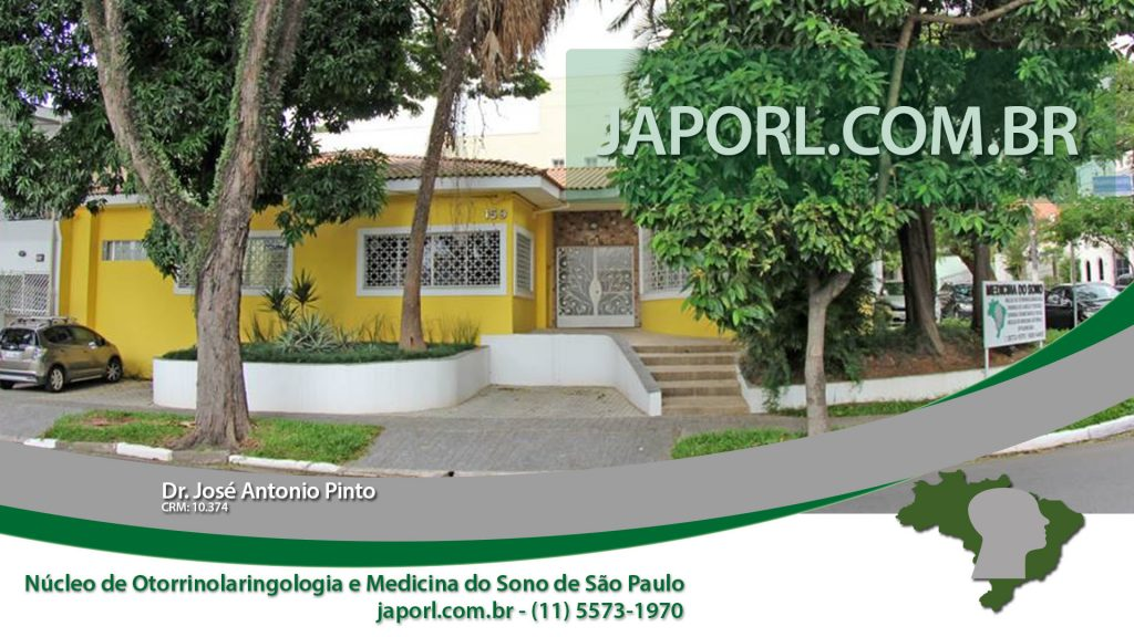 Otorrinolaringologista - Núcleo de Otorrinolaringologia e Medicina do Sono de São Paulo