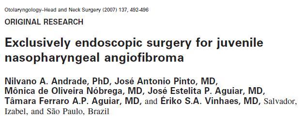 Publicações - Dr José Antonio Pinto