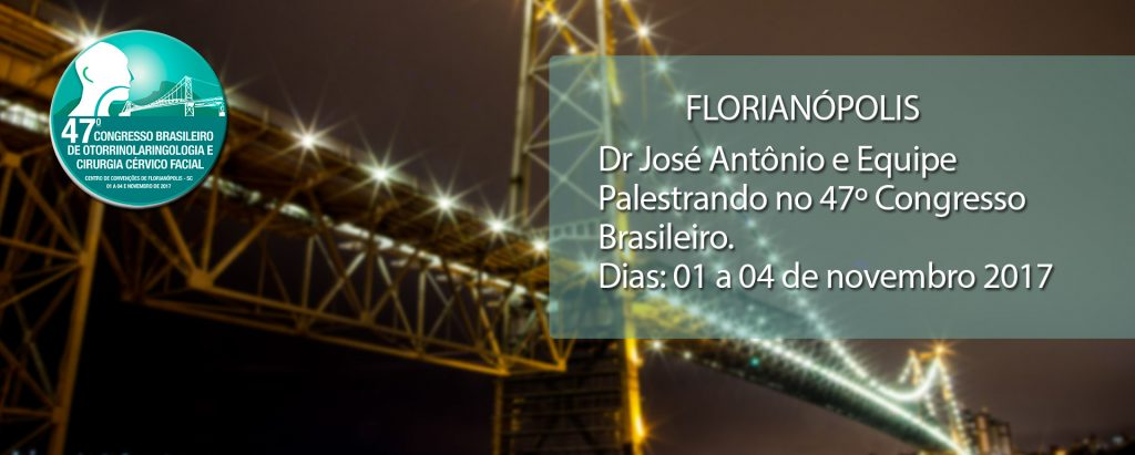 Congresso Brasileiro de Otorrinolaringologia