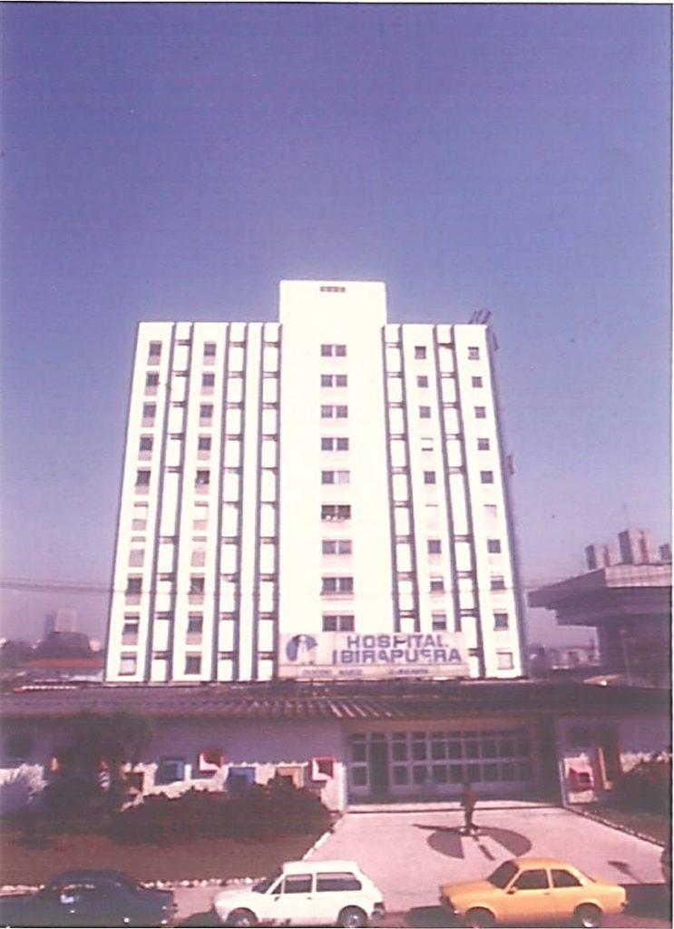 Hospital Ibirapuera - Otorrinolaringologia