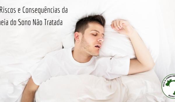 Os Riscos e Consequências da Apneia do Sono Não Tratada