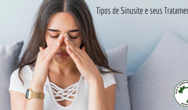 Tipos de Sinusite e seus Tratamentos